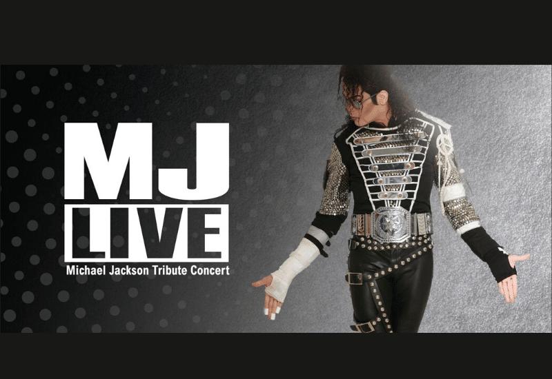 MJ Live – Michael Jackson Tribute Show