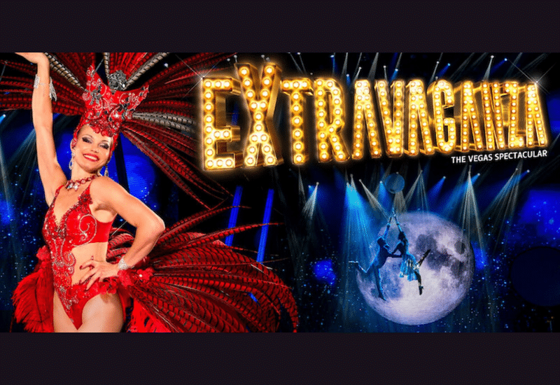 Extravaganza – The Vegas Spectacular