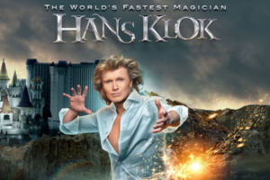 Hans Klok: The World's Fastest Magician