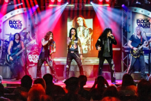 Raiding the Rock Vault