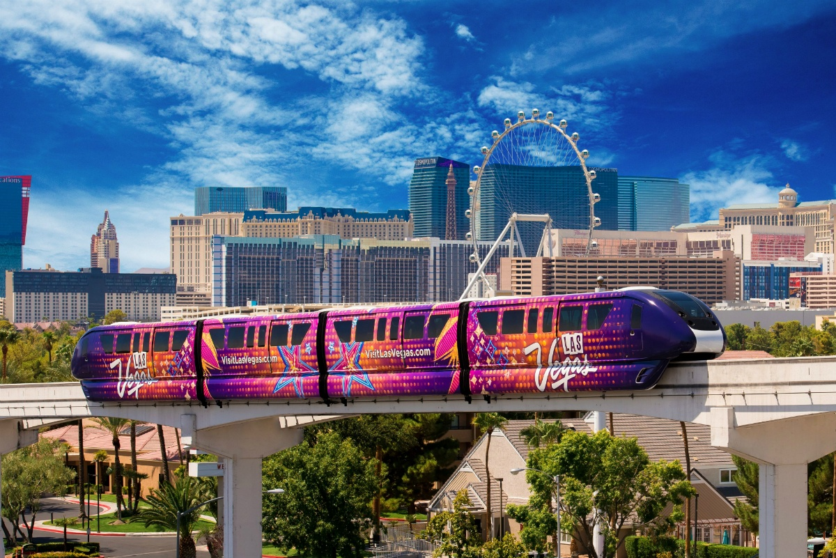 The Las Vegas Monorail