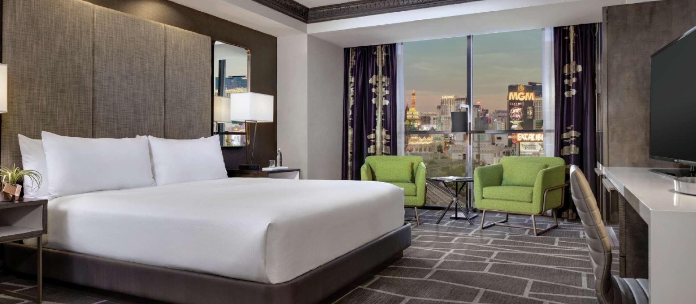 Top 10 Best Budget Friendly Hotels in Las Vegas
