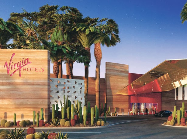 Virgin Hotels Las Vegas: An Exciting Look At What's To Come