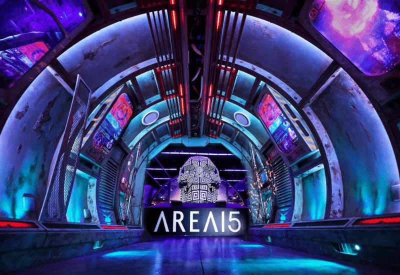 Area 15