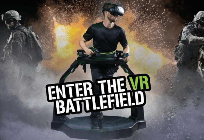 VR – Virtual Reality Experience