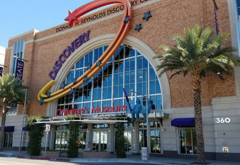 The Discovery (Formerly Discovery Children's Museum)