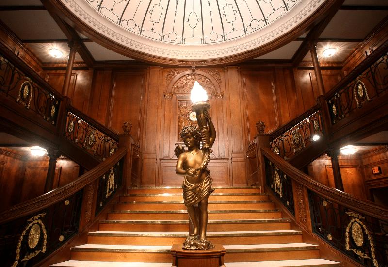 Titanic Artifact Exhibition