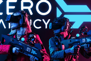 Virtual Reality Powered by Zero Latency