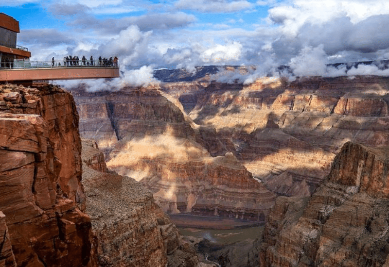 Grand Canyon West Admission