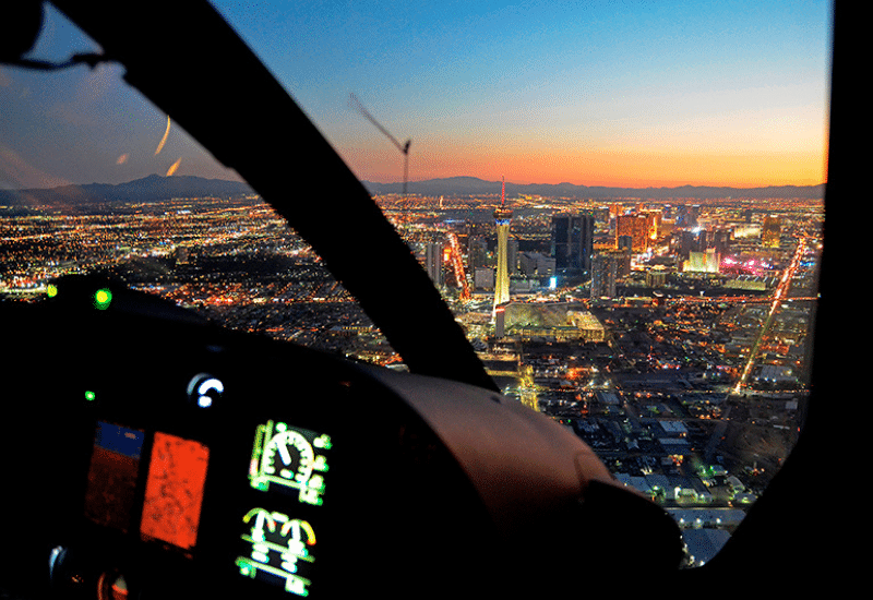 Las Vegas Strip Highlights