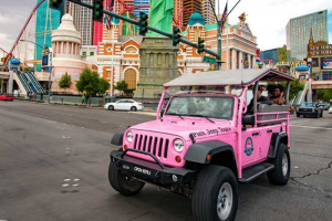Sights & Sounds Strip Tour with High Roller