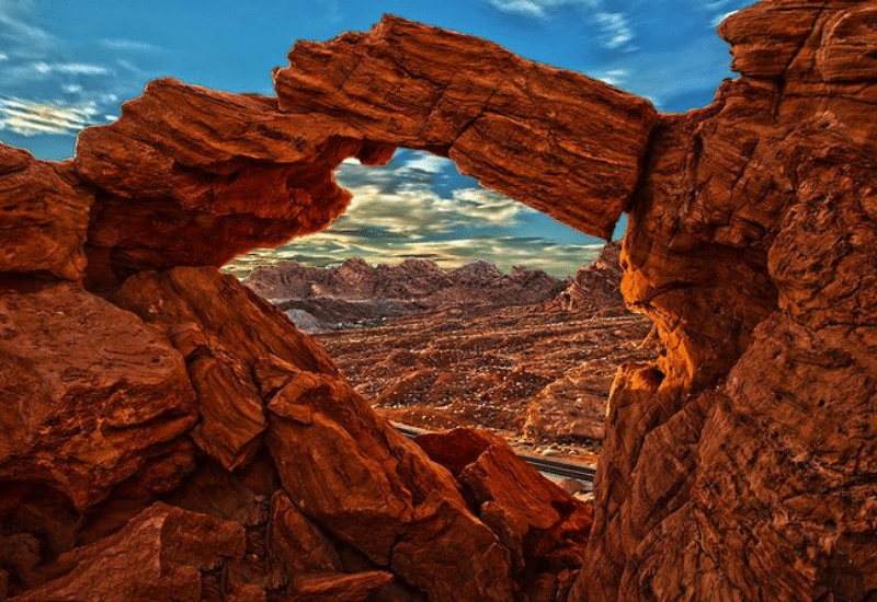 A Day At Valley of Fire