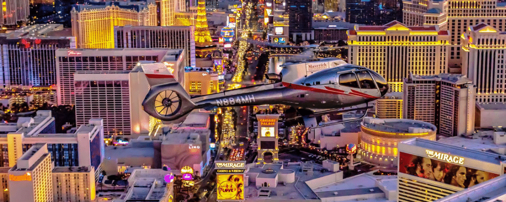 Top 10 Las Vegas Tours 2021
