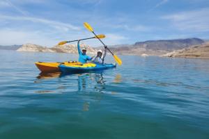 Lake Mead Kayaking From Las Vegas