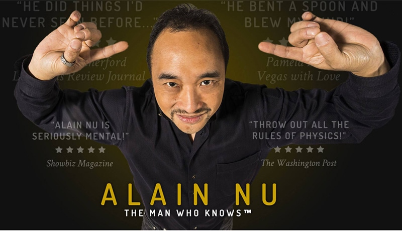 Alain Nu – The Man Who Knows