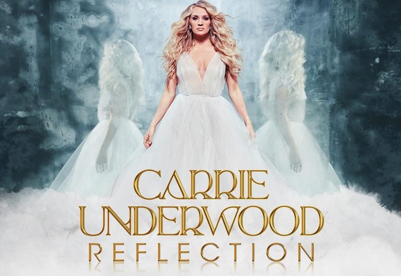 "Carrie Underwood ""Reflection"" (Dec 1 – Apr 2, 2022)"