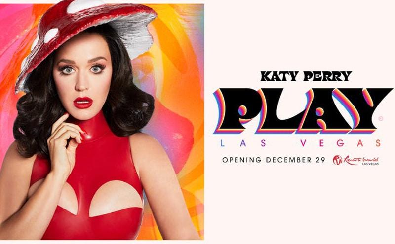 "Katy Perry ""Play"" (Dec 29 – Mar 19, 2022)"