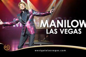 Manilow Las Vegas