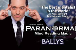 Paranormal Mind Reading Magic