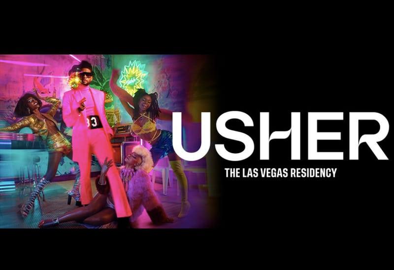 Usher Las Vegas Residency (Jul 24 – Jan 1)