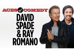 Ray Romano and David Spade
