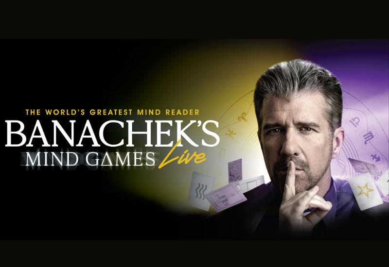 Banachek's Mind Games